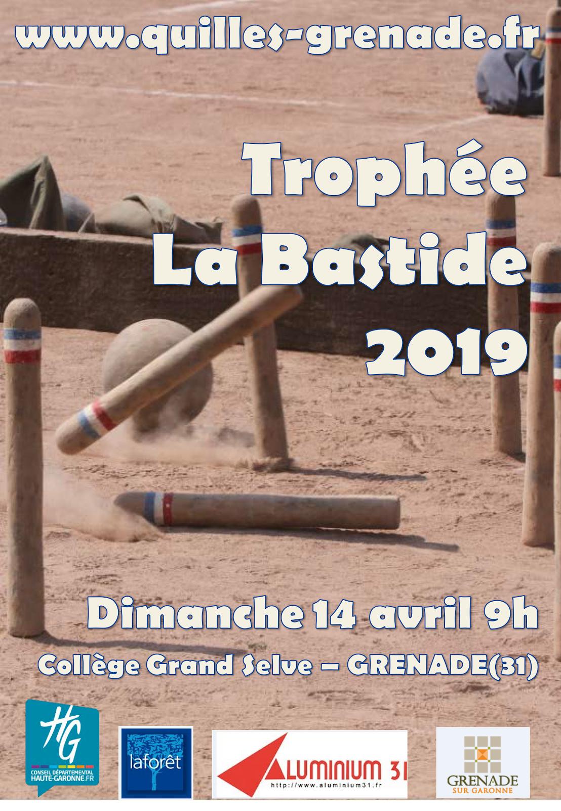 Trophée La Bastide - 2019