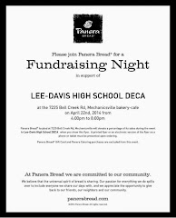 Support Lee-Davis DECA!
