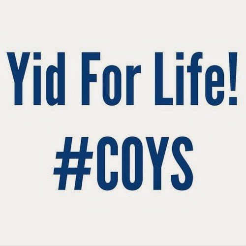 Spurs fans can use the Yid word