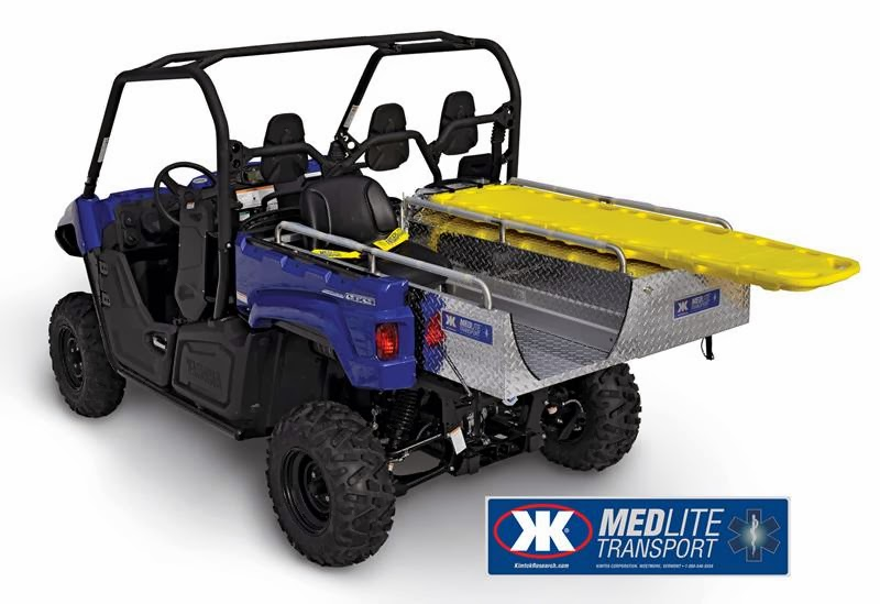 Kimtek® MEDLITE Transport skid unit