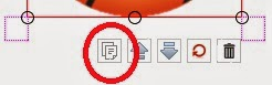 Copying Clip Art in the Online Designer