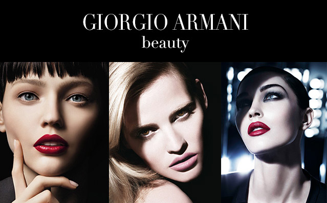 Giorgio Armani Maquillaje Madrid