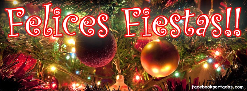 Felices Fiestas Decembrinas 2014