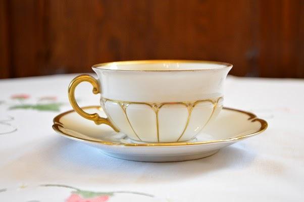porcelain porzellan Ohme