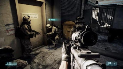 Battlefield 3 Games for windows PC