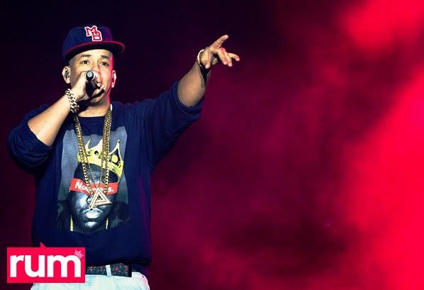 Daddy Yankee 2014 Realeza Urbana Magazine