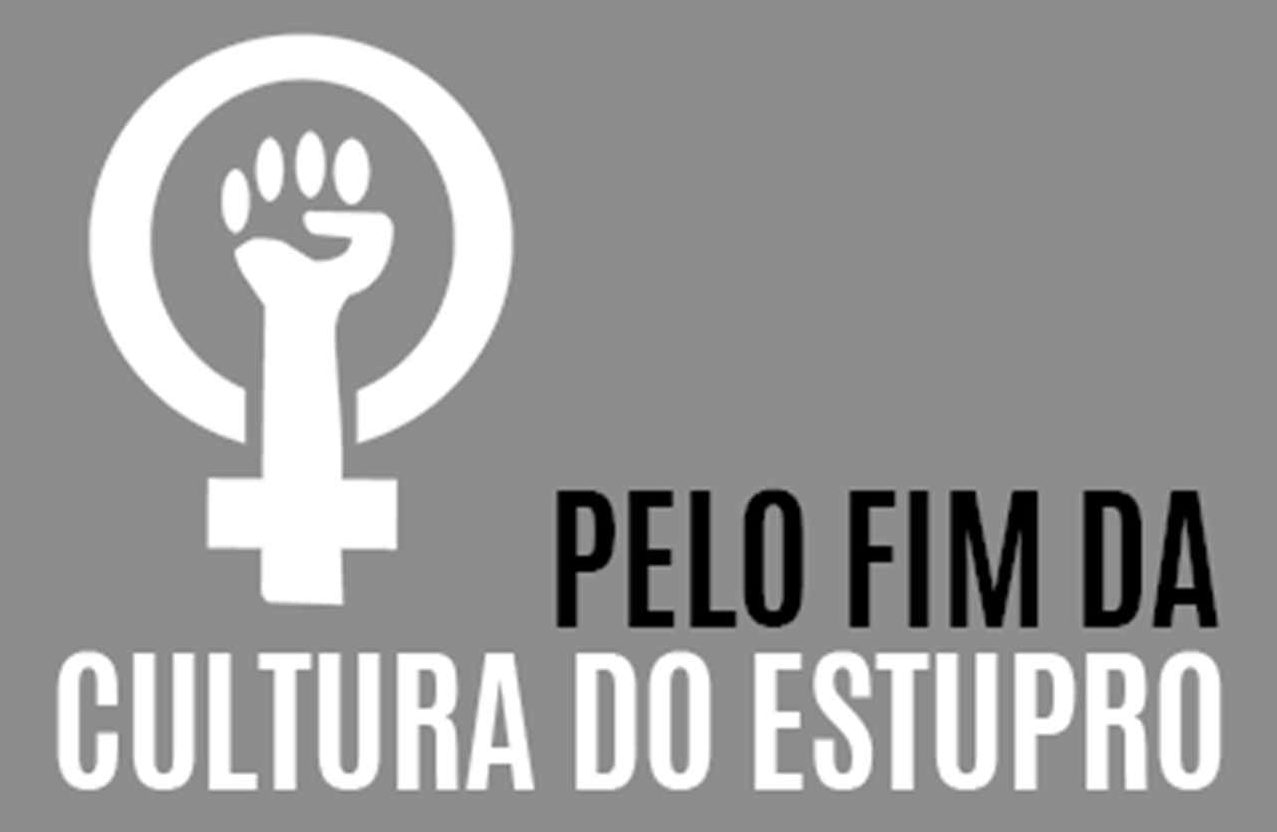 Luta pelo fim da cultura do estupro