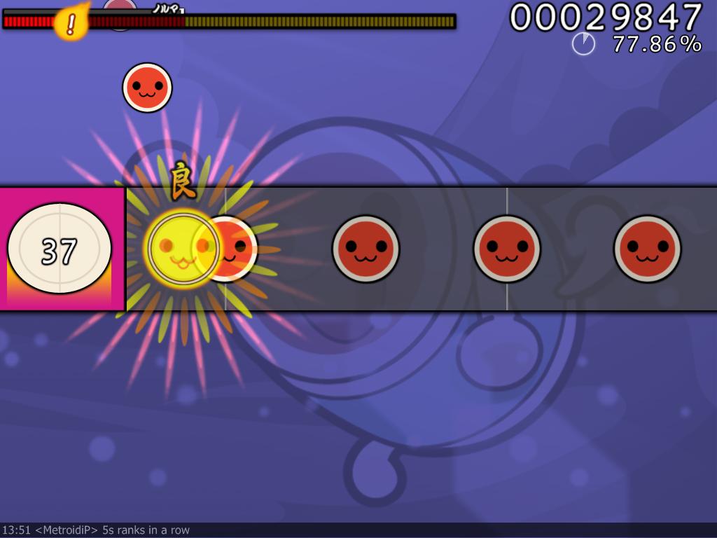 Diferentes modos de juego - Osu! Screenshot054