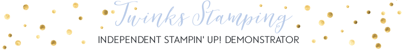 Twinks Stamping | Stampin' Up! Demonstrator