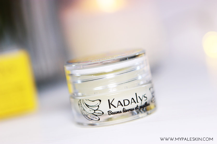 Kadalys Banana Balm Review, Lip Balm
