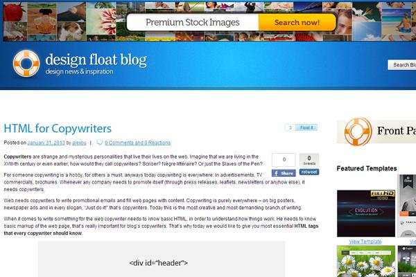 DesignFloat Blog