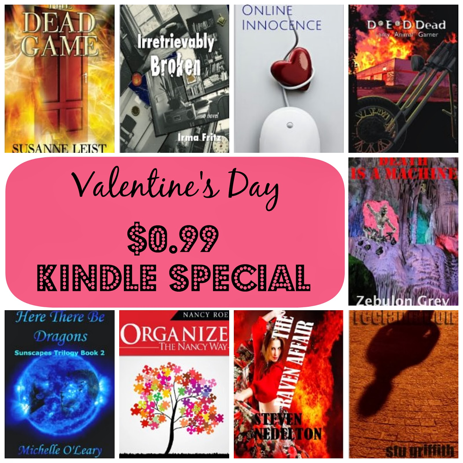 Valentine's Day Kindle Special~ The Dreams Weaver
