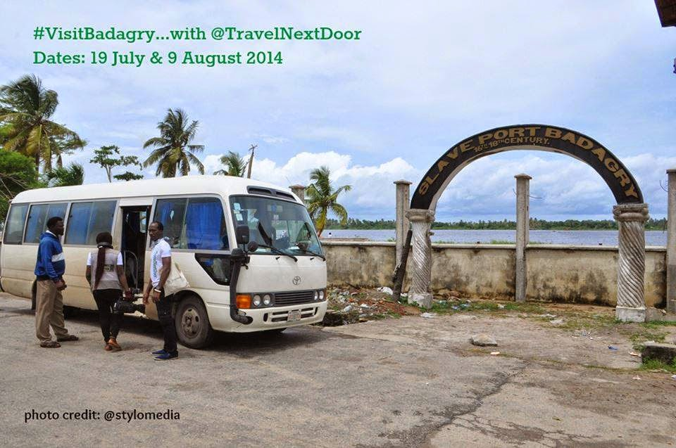 Excursion to Badagry with Travel Next Door