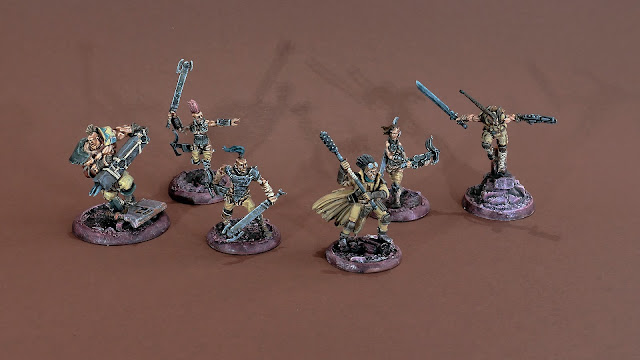 Dark Age - Outcast Bande - Gruppenbild 1