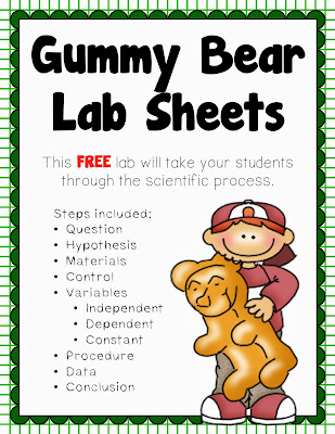 Scientific Method Activity For 5th Grade - teaching the ...