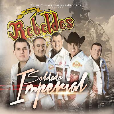 Los Nuevos Rebeldes - El Tipo Tren (Corridos 2013)