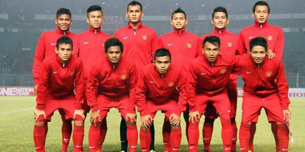 Perkembangan Tim Nasional Sepak Bola Indonesia U