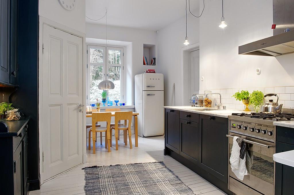 Decoración fácil: ultimas tendencias en cocina, mobiliario gris y ...
