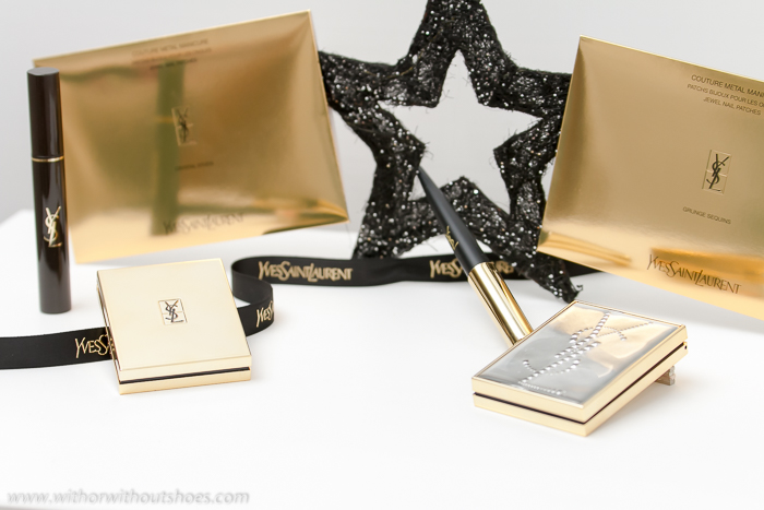 Nueva Colección de Otoño 2015 de maquillaje de Yves Saint Laurent Beauté Pretty Metal