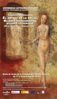 El espejo de la bruja, Máster de Literaturas Hispánicas