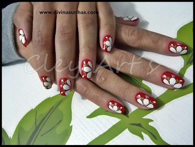 FOTOS DE LINDAS UNHAS DECORADAS DE CLEIDE SALVIANO5