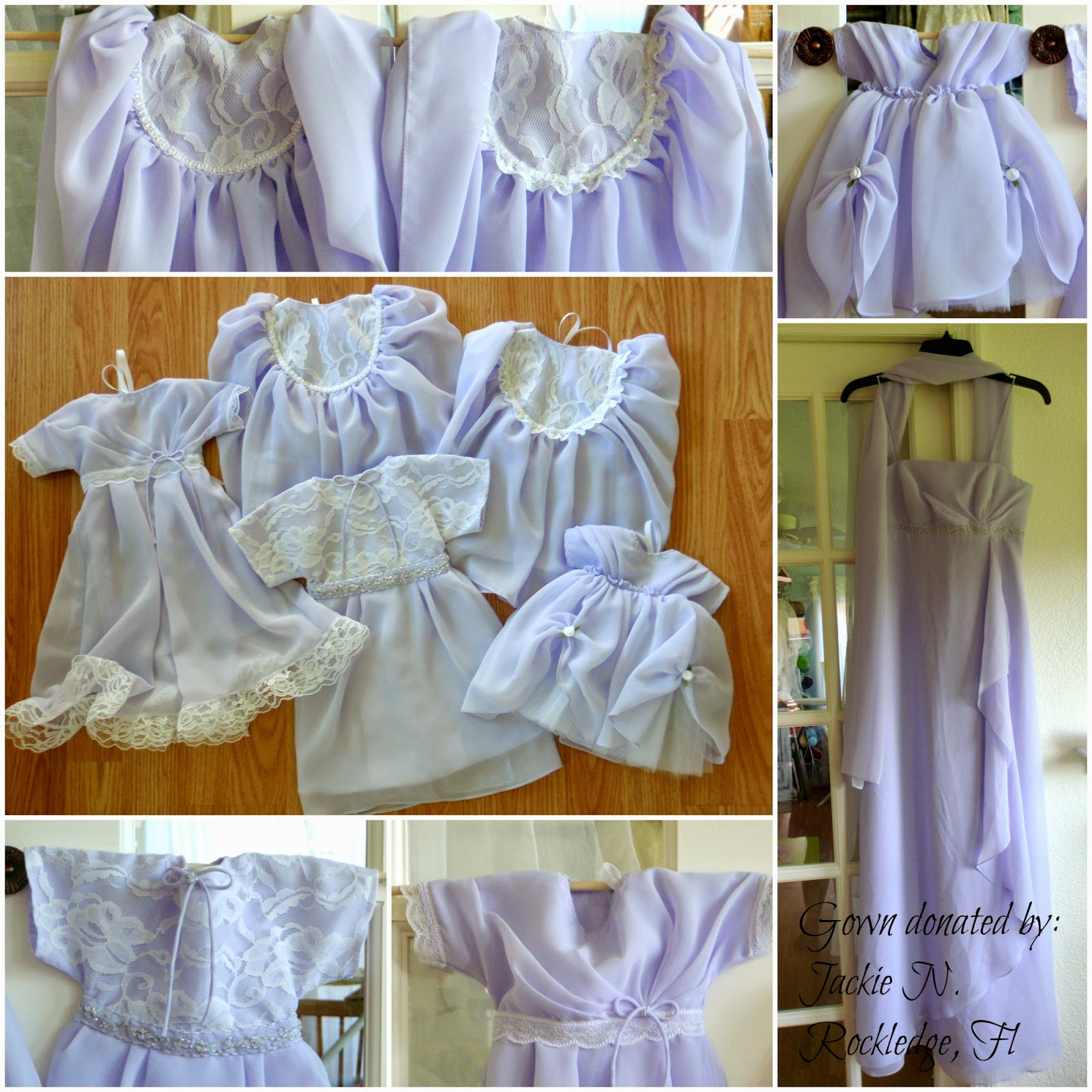 Angel Gowns: About Angel Gowns Ministry to Brevard County Florida