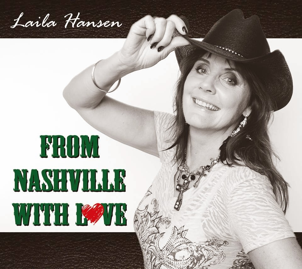 Cd laila hansen from nashville with love country for Laila hansen interieur