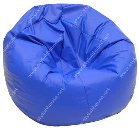 Magnetic Blue bean bag seat