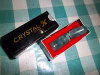 Crystal X Asli Nasa Pecah Atau Patah