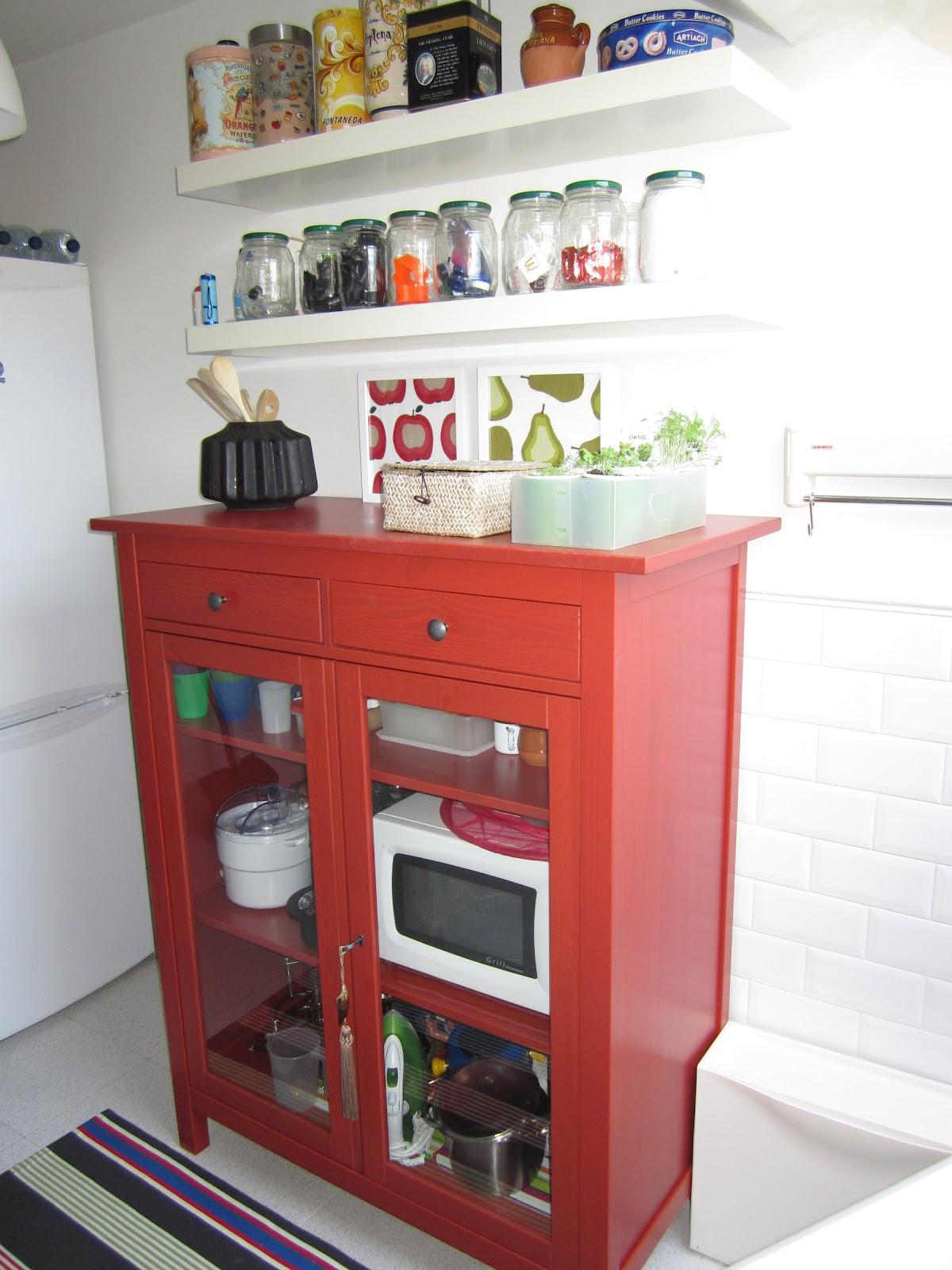 Lo veo y me gusta en la cocina for Muebles para electrodomesticos