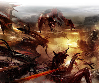 Chaos Daemons Compilation