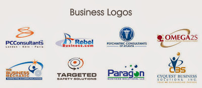 awesome cool business logos