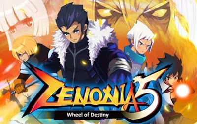 Download Zenonia 5 v1.1.8 MOD Apk Offline