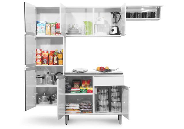 R organize dicas cozinha - Como organizar un armario pequeno ...
