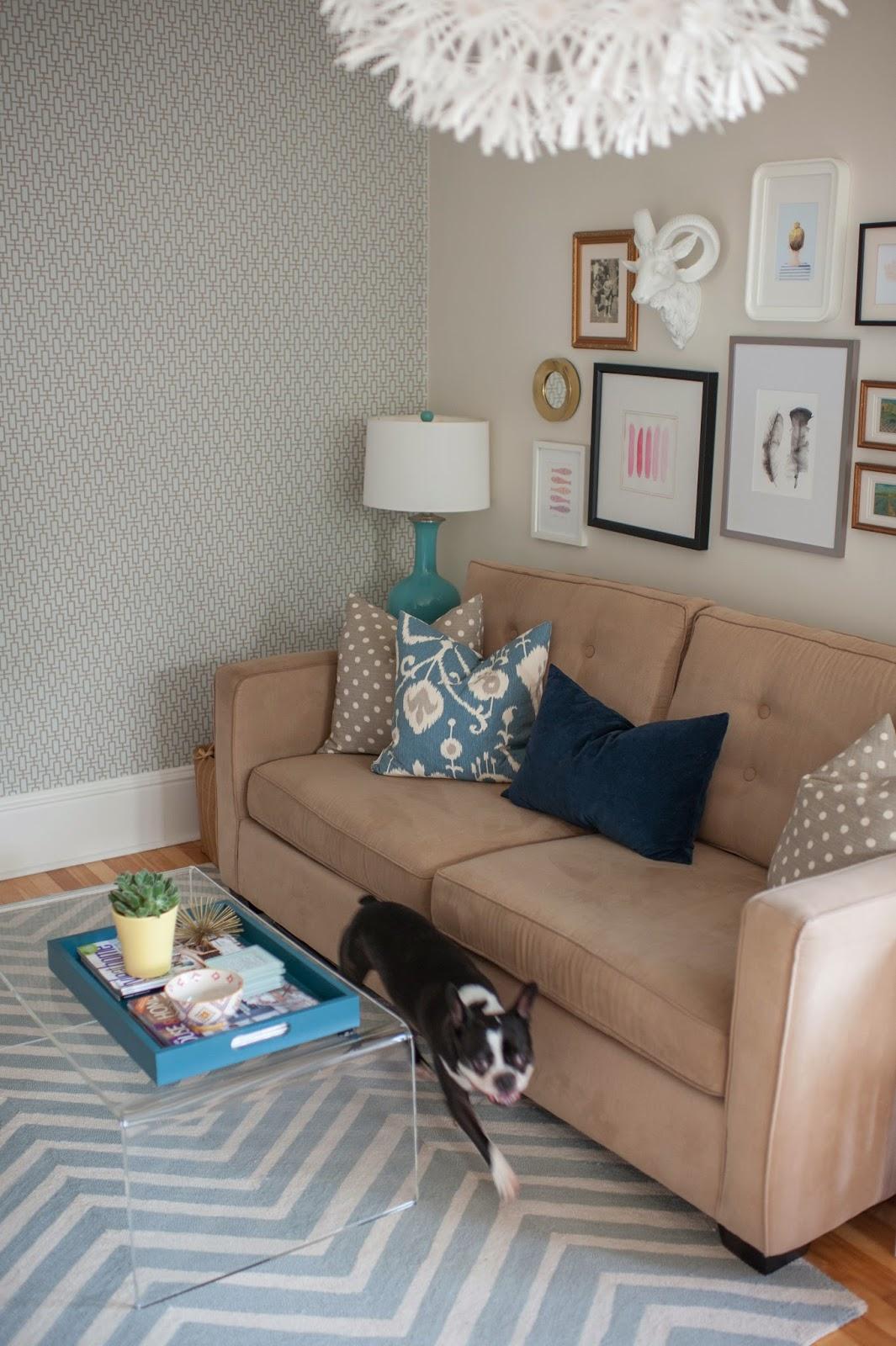 Modern jane making changes for Current living room designs
