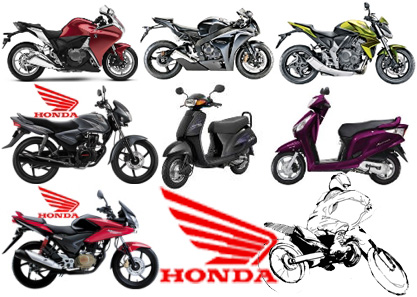 This Famous International Bike Brand Is A Multinational Automotive Company In Indian Automobile Market Honda