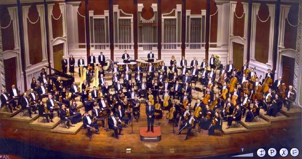 Guia de orquesta para Jovenes de B.Britten