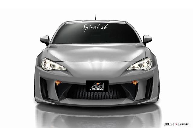 Toyota 86, newsautomagz,Toyota, Sport Cars, sedan,custom, modification