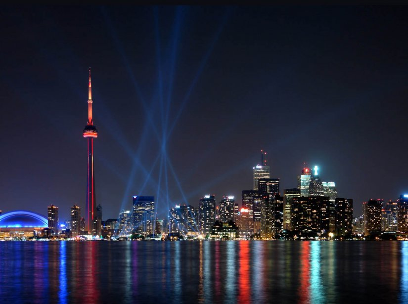 Toronto (ON) Canada  city pictures gallery : Paisajes de Ensueño: Paisajes de Ciudades