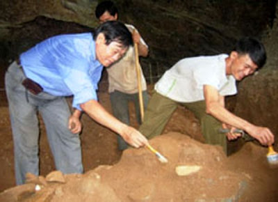 Ancient calendar unearthed in northern Vietnam