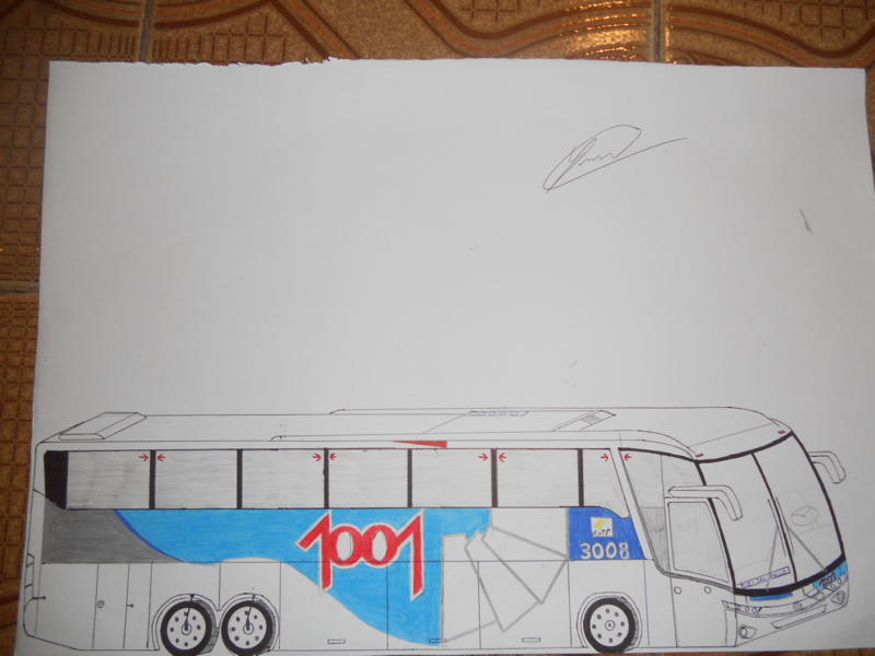 Ônibus (desenho)