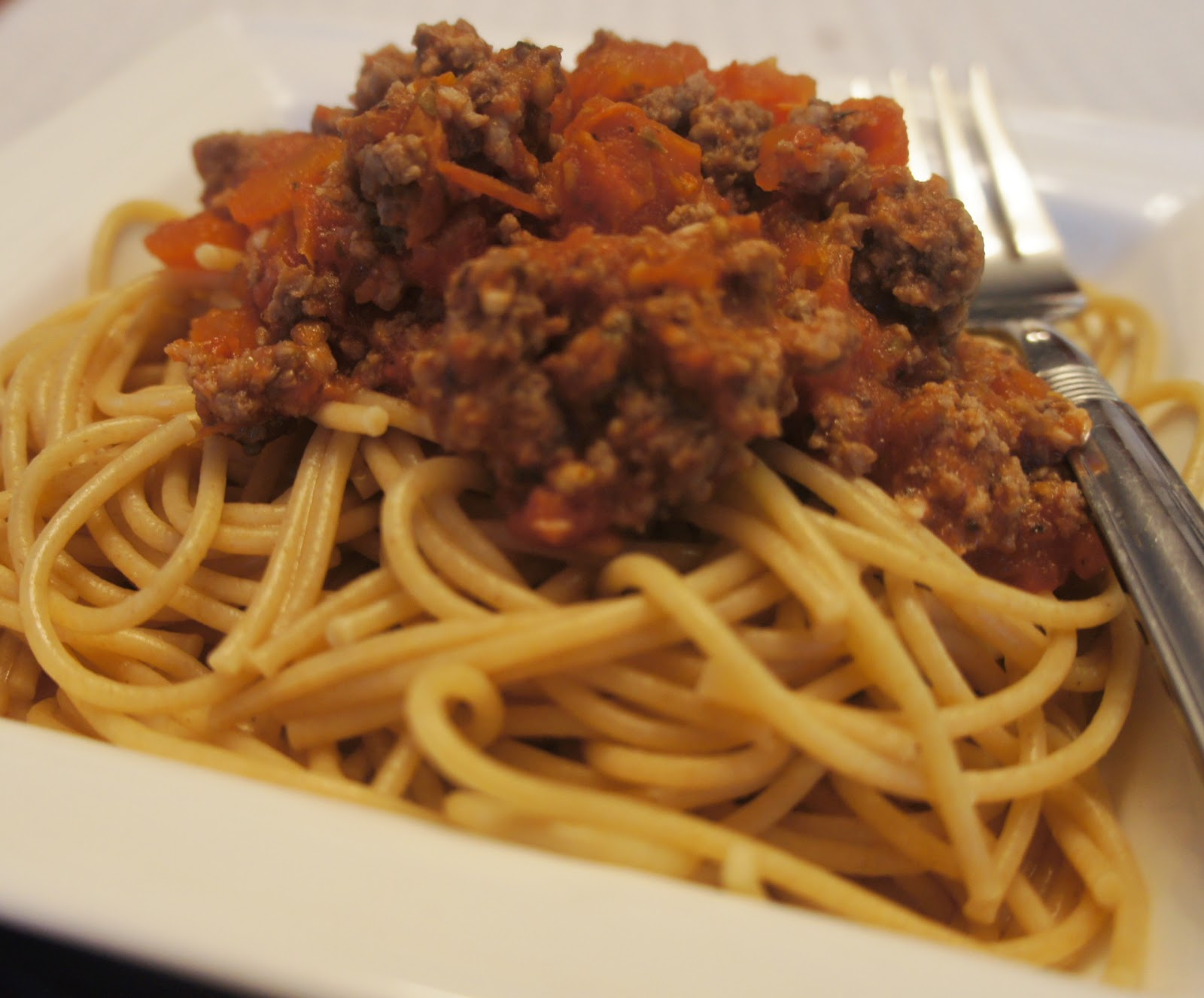 Slow Cooker Spaghetti Sauce with Fresh Tomatoes - 365 Days of Slow ...
