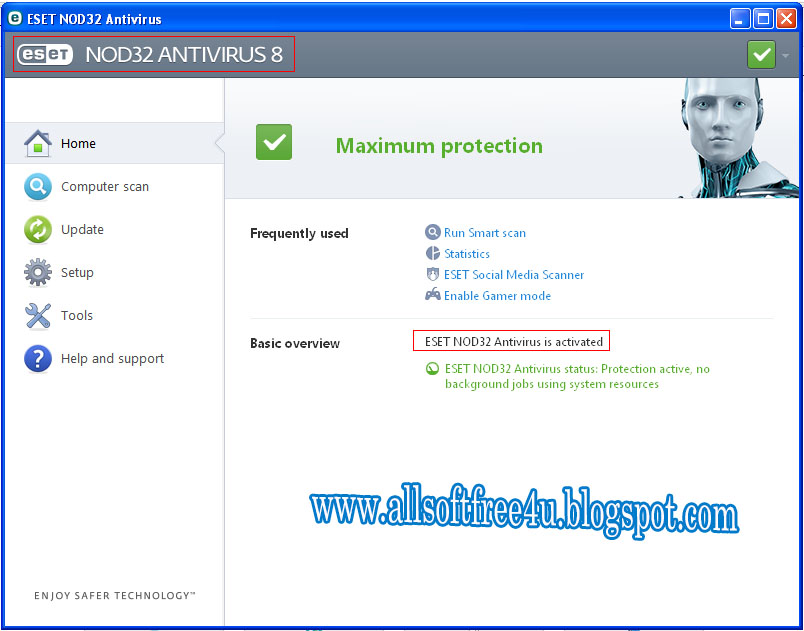 eset nod32 smart security старая версия