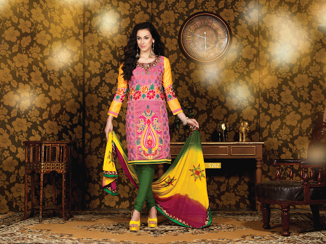Designer Salwar Kameez Suits, Party Wear Churidar Salwar Kameez in Delhi