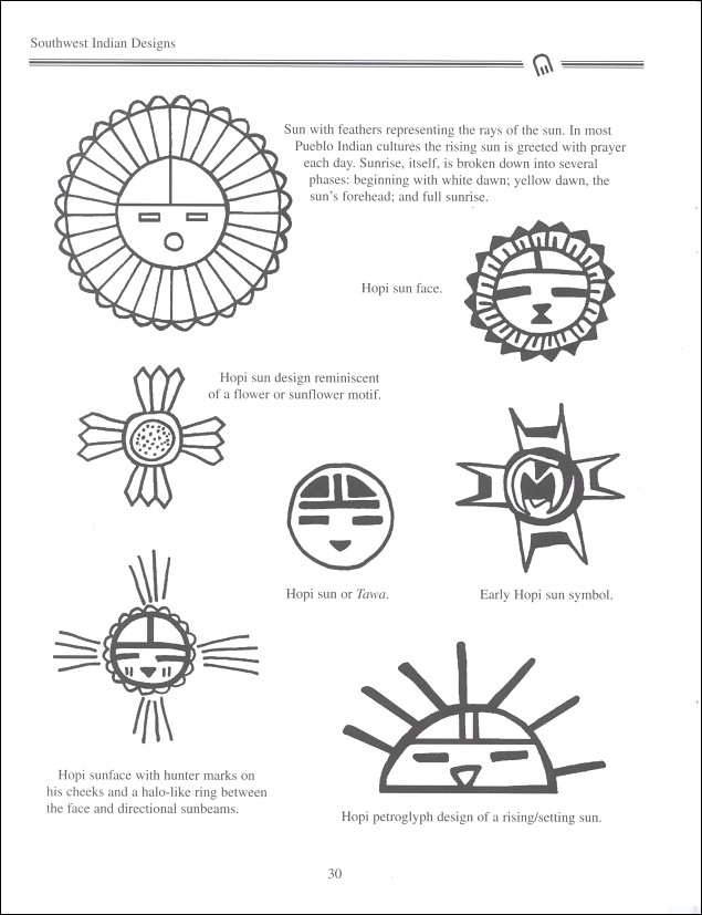 Native American Indian Symbols ID-004