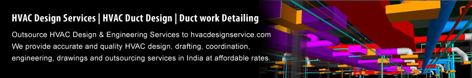 HVAC Design Services | HVAC Duct Design, Duct work Detailing