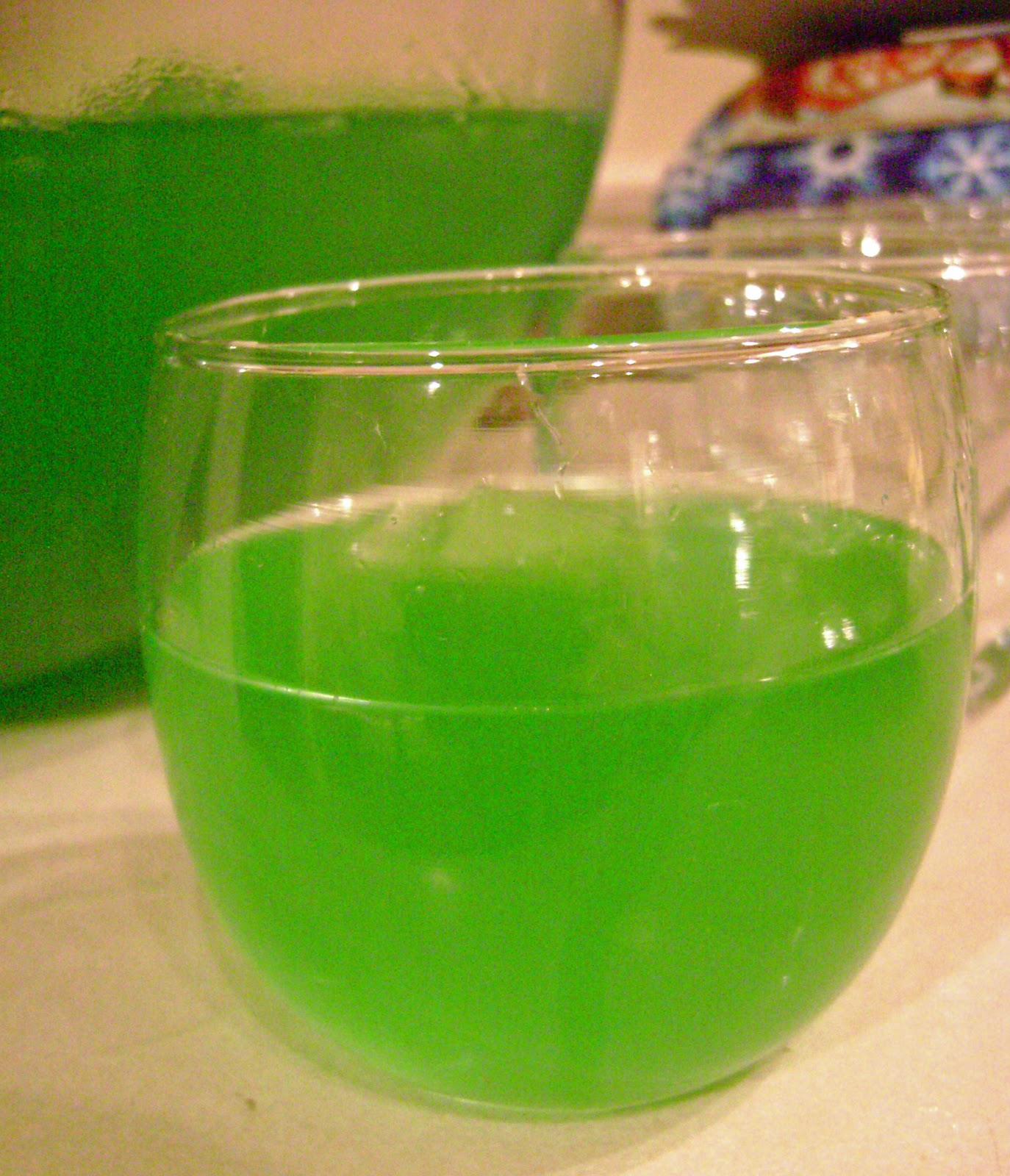Jo and sue green punch for Halloween green punch recipes alcoholic