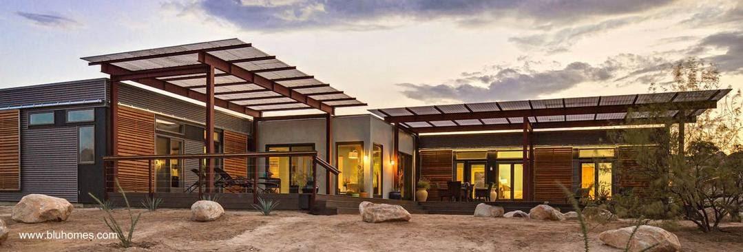 Arquitectura de casas dise os y modelos de casas - Casa ecologica prefabricada ...