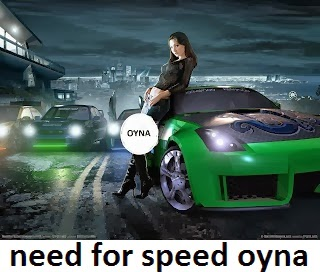 Need For Speed Kariyer Oyunu