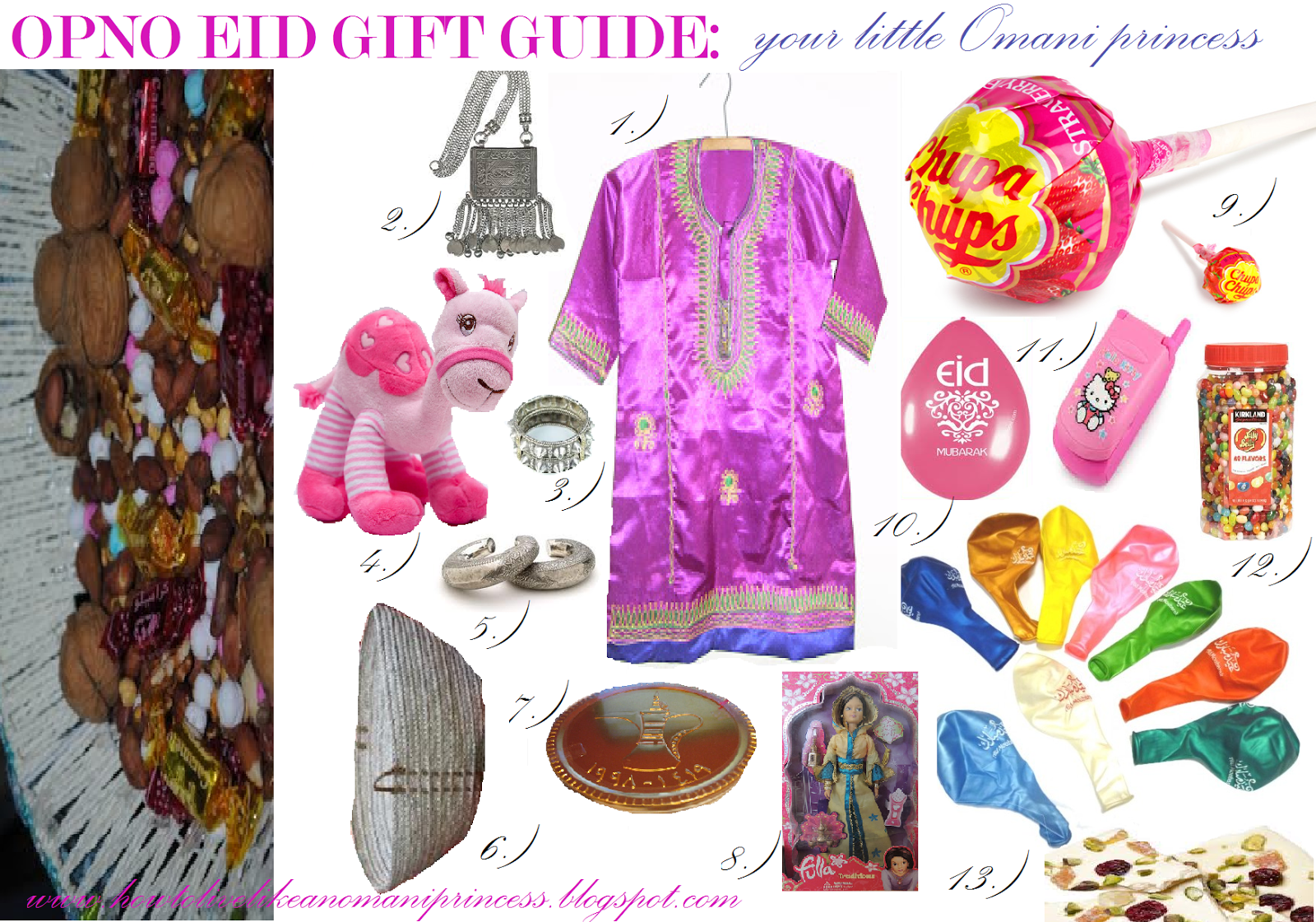 How to live like an omani princess eid gift guide your little 1 omani traditional girls dress tailored from mutrah souq around12 16000 omr depending on if you bring your own fabric or not negle Choice Image